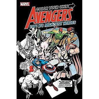 Kolor własny Avengers 2