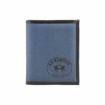 La Martina Wallet men Blue