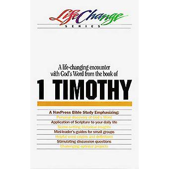 Lc 1 Timothy by Navigators - The Navigators - Paul Miller - 978089109