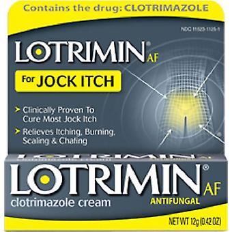 Lotrimin AF Clotrimazole For Jock Itch