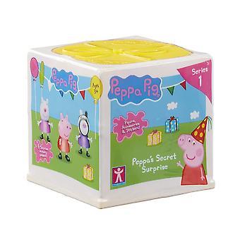 bae0d33e Peppa gris Peppas hemmelig overraskelse leketøy