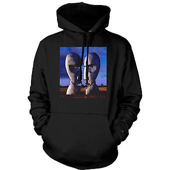 Mens Hoodie - Pink Floyd - delicati suoni di tuono
