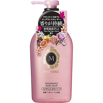 Shiseido Ma Cherie Fragrance Body Soap 450ml