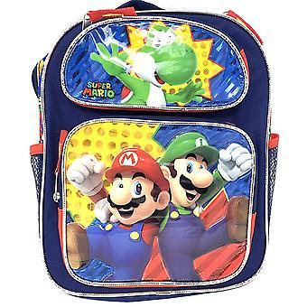 Small Backpack - Nintendo - Super Mario & Luigi 12