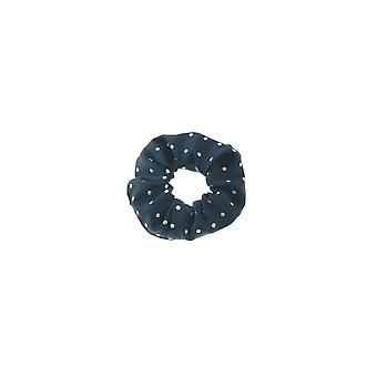 ShowQuest Showquest Lurex medium spot Scrunchie