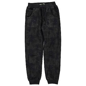 No Fear Boys Camo Jog Jeans Junior Casual Trousers Bottoms Pants Kids