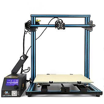 Creality 3d cr-10s personalizado 500 * 500 * 500 tamaño de impresión diy kit de impresora 3d