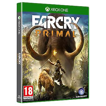 Ubisoft Far Cry Primal Xbox One (Babies and Children , Toys , Multimedia And Electronics)