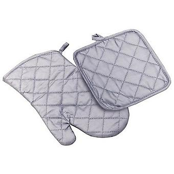 Iris Mitten And Gripper Set With Insulation. (Kitchen , Kitchen accessories)