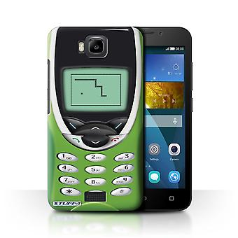 STUFF4 Case/Cover for Huawei Honor Bee/Y5c/Lime Nokia 8210/Retro Phones