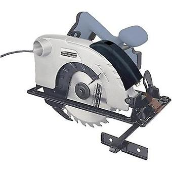 Brüder Mannesmann M 12795 Handheld circular saw with laser cut guide