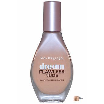 Maybelline Dream Flawless Nude Fluid Touch Foundation 20ml Cameo (#20)