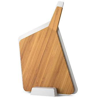 Black & Blum Forminimal White Chopping Board
