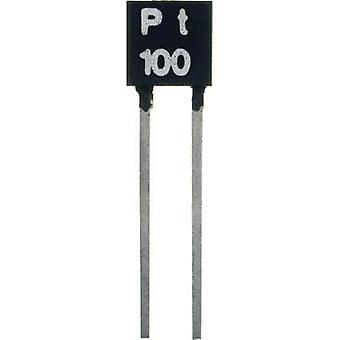 Platinum temperature sensor Heraeus TO92 -50 up to +150 °C Radial lead