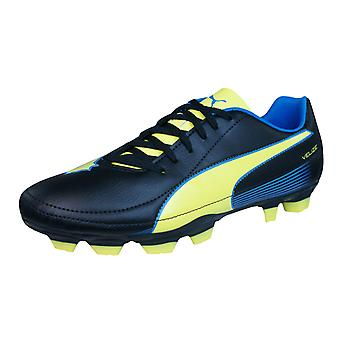 Puma Velize II FG Mens Football Boots / Cleats - Black