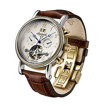 Ingersoll men's watch wristwatch automatic Yuma IN4701WH