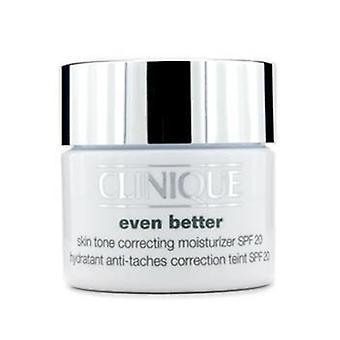 Clinique enda bedre hudfarge korrigering fuktighetskrem SPF 20 (veldig tørr til tørr kombinasjon) - 50ml / 1. 7 oz