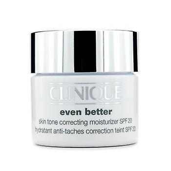 Clinique Even Better Skin Tone Correcting Moisturizer SPF 20 (Very Dry to Dry Combination) - 50ml/1.7oz