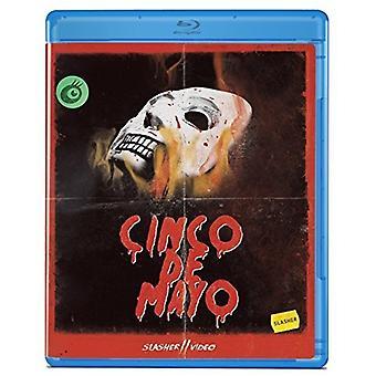 Cinco De Mayo [Blu-ray] USA importerer