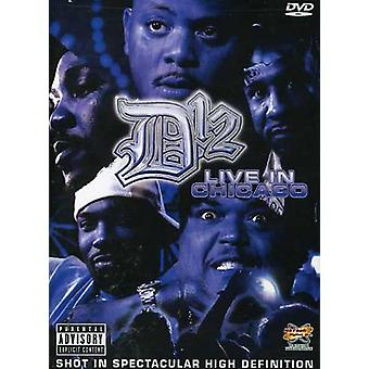 D12 - bor i Chicago [DVD] USA import