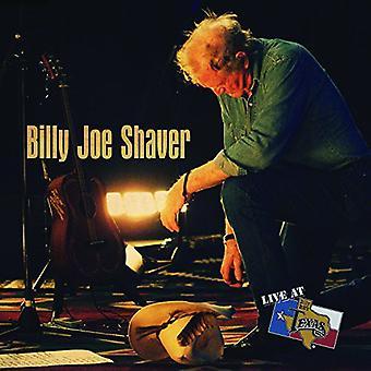 Billy Joe Shaver - Live på Billy Bobs Texas [CD] USA import