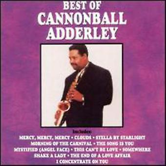 Cannonball Adderley - beste van Cannonball Adderley [CD] USA import