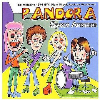 Pandora - plads Amazon [CD] USA importerer