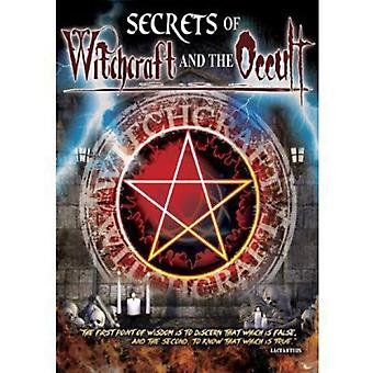 Secrets of Witchcraft & Theoccult [DVD] USA import