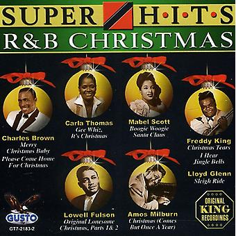 R&B Christmas-Super Hits - R&B Christmas-Super Hits [CD] USA import