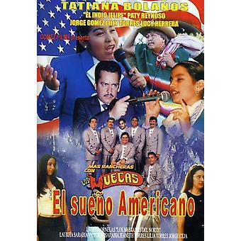 El Sueno Americano [DVD] USA importere