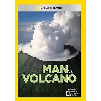 Mann vs. Vulkan [DVD] USA importieren