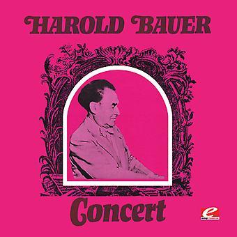 Harold Bauer - importation USA Harold Bauer Concert [CD]