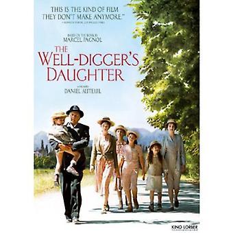 Väl Grävares dotter [DVD] USA import