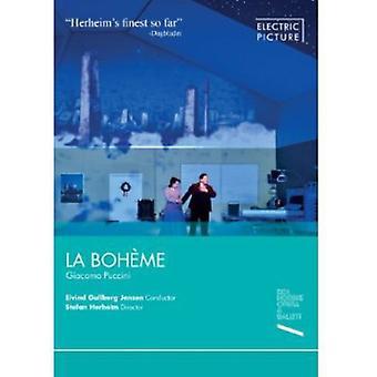 G. Puccini - La Boheme [DVD] USA import