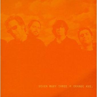 Siedem Mary trzy - Orange Ave. [CD] USA import