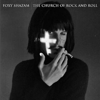Foxy Shazam - Kirche of Rock & Roll [CD] USA import