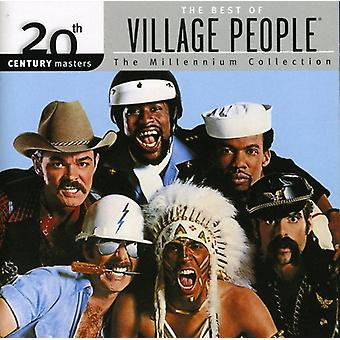 Village People - Millennium Collection-20th Century Masters [CD]