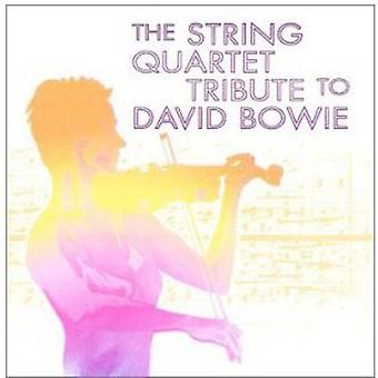 Tribute to David Bowie - The String Quartet Tribute to David Bowie [CD] USA import