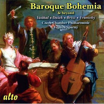 Baroque Bohemia & Beyond - Baroque Bohemia & Beyond: Vanhal, Dusek, Brixi, Vranicky [CD] USA import