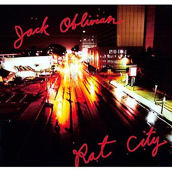 Jack Oblivian - Rat City [Vinyl] USA import