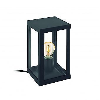 EGLO Alamonte1 таблицы 1 свет IP44 Ламповая черная