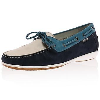 Mephisto Afra Bucksoft Ladies Boat Shoe
