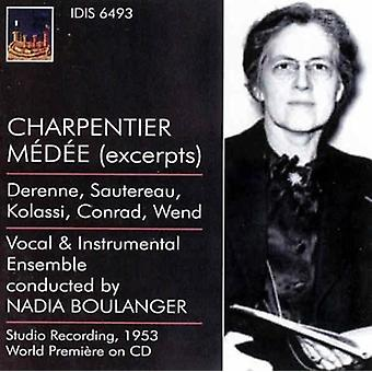 Charpentier / Conrad / Cuenod - Medee Mo [CD] USA import