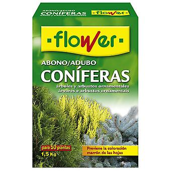 Flower Conifers Fertilizer And Bushes 10597
