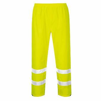 sUw - Hi-Vis veiligheid werkkleding Waterdichte Regenbroek
