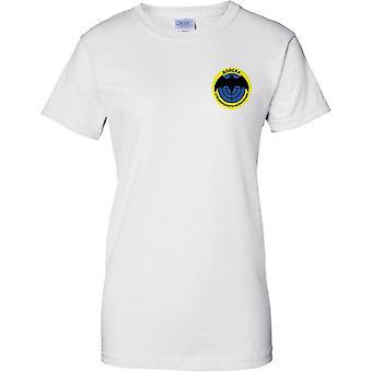 Spetsnaz GRU militärische Insignia - russischen Spezialeinheiten - Damen Brust Design T-Shirt