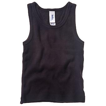 Bella + Canvas Baby Unisex Rib Tank Vest Top