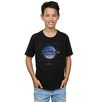 National Lampoon's Christmas Vacation Boys Burned Out T-Shirt