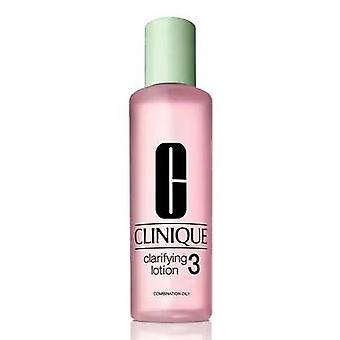 Clinique Clarifying Lotion 3 (Cosmetics , Facial , Facial cleansers)