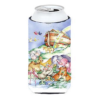 Aislador de bebida de Carolines tesoros APH0229TBC Noé Arca Tall Boy Hugger